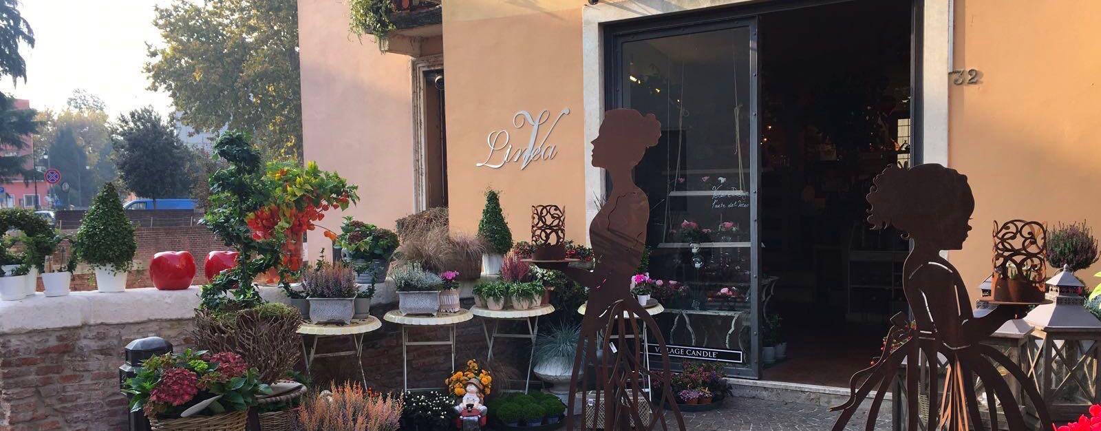 Fioreria a Vicenza