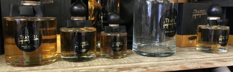 Diffusori di aromi design a Vicenza