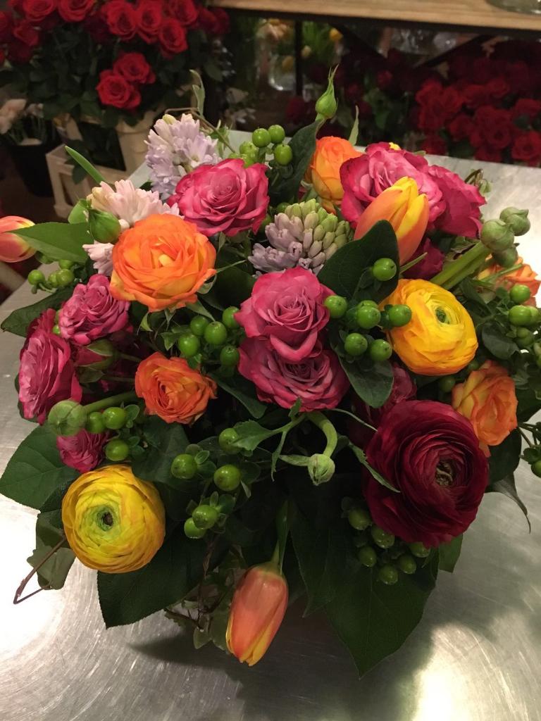 Consegna a domicilio fiori nel Comune di Vicenza