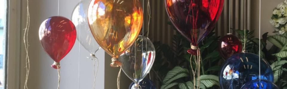 Idee regalo in vetro a Vicenza
