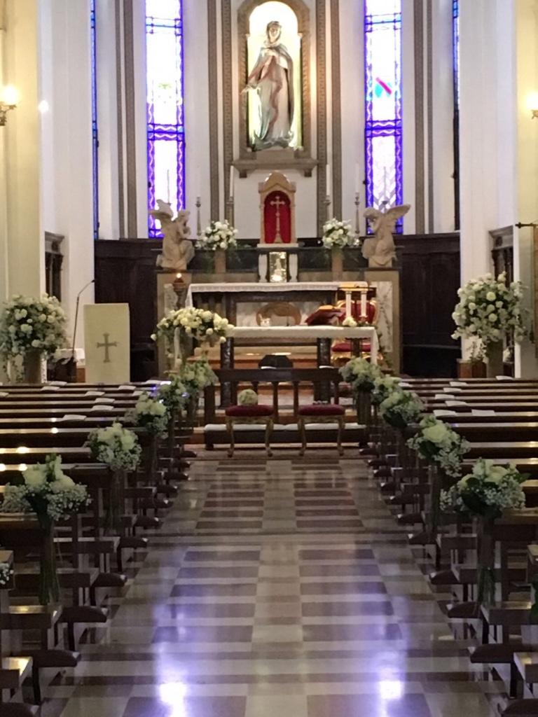Addobbi per matrimoni a Vicenza